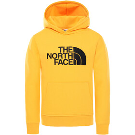 The North Face Drew Peak Capuchon Trui Kinderen, summit gold